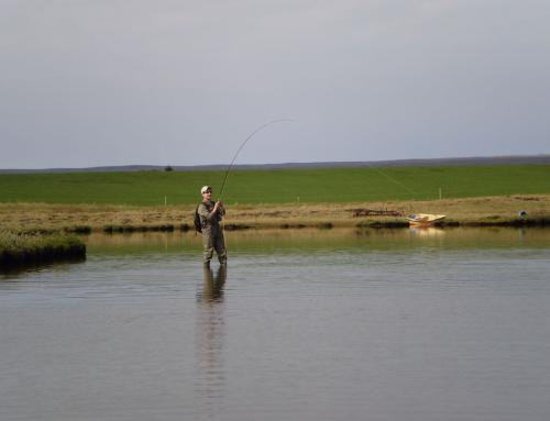 River Holaa – Lake Laugarvatn