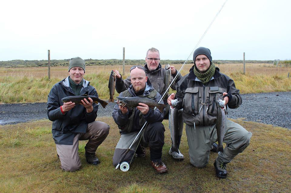 River Bruara - Fishing Tours - gofishing.is