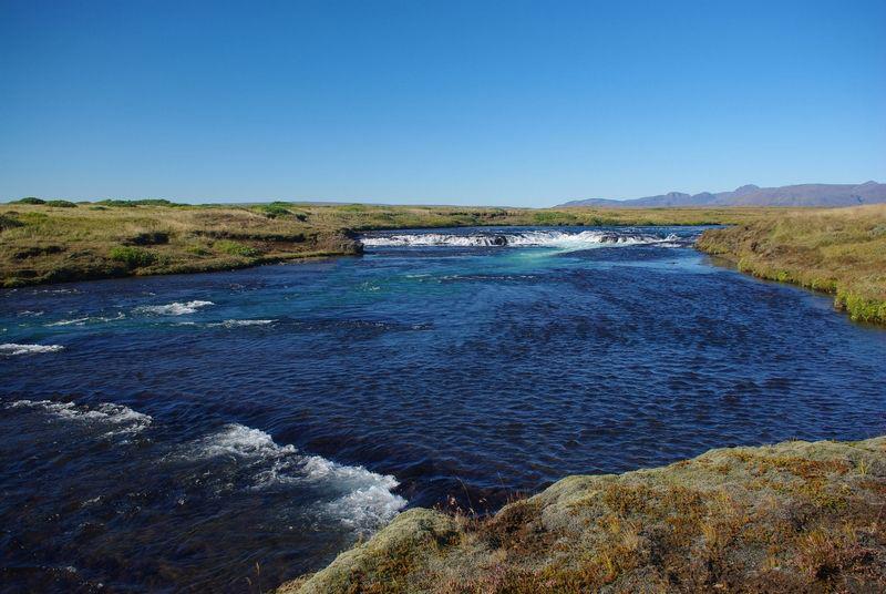 River Bruara - Arctic Char - gofishing.is