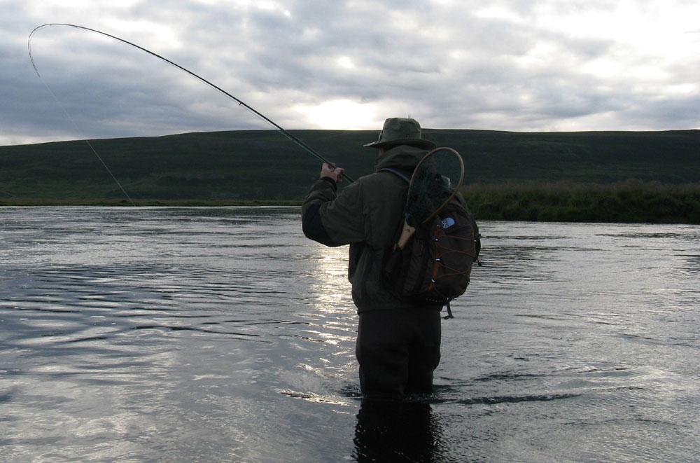 River Bruara - Fly Fishing - gofishing.is
