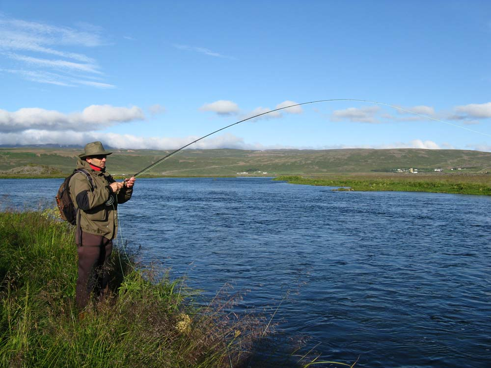 Iceland fishing photos go fishing iceland gallery for Where to go fishing