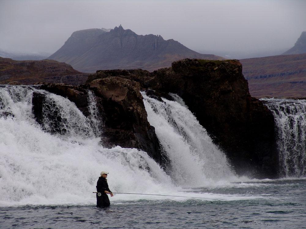 River Breiddalsa - Fly Fishing - Salmon - gofishing.is