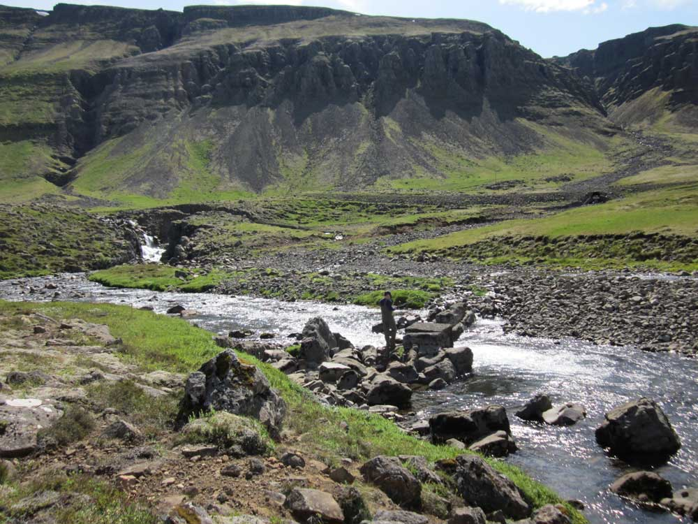 River Brynjudalsa - Fly Fishing in Iceland - Salmon - gofishing.is