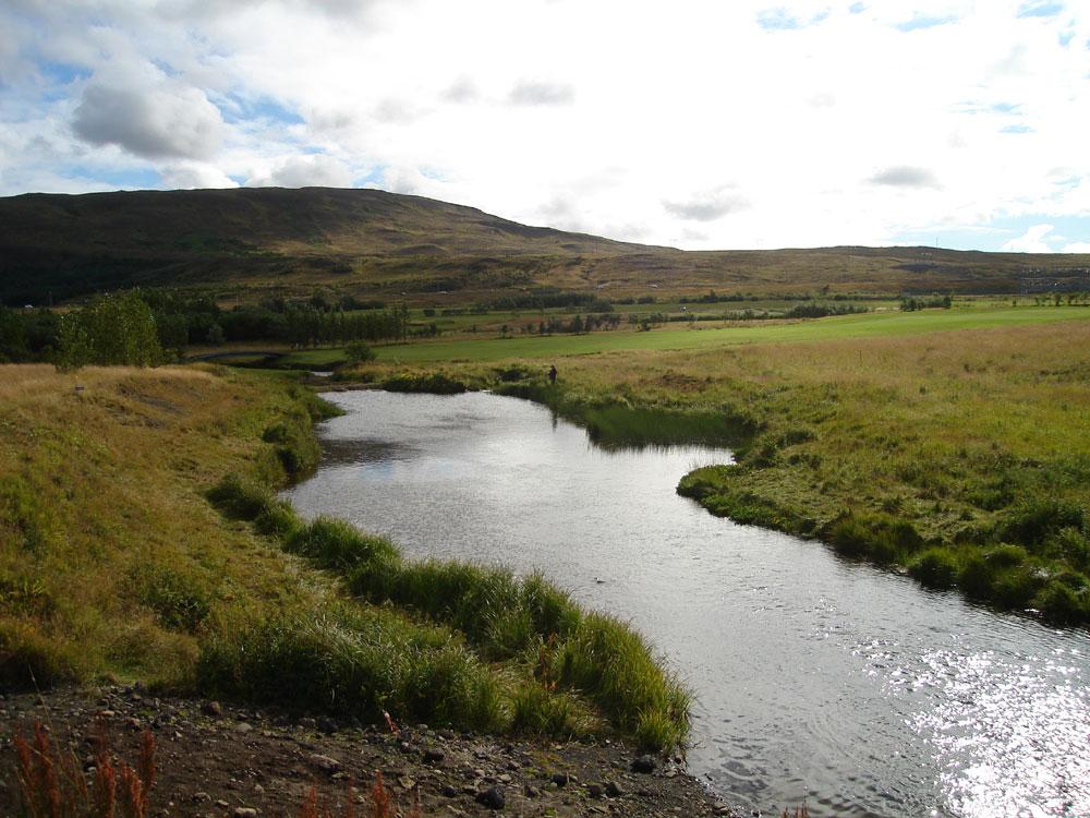 River Korpa - Fly Fishing Tours - Salmon - gofishing.is