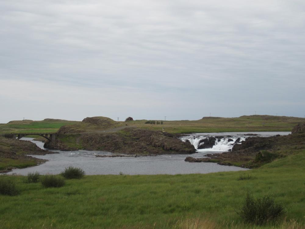 River Langa - Fly Fishing in Iceland - Salmon - gofishing.is