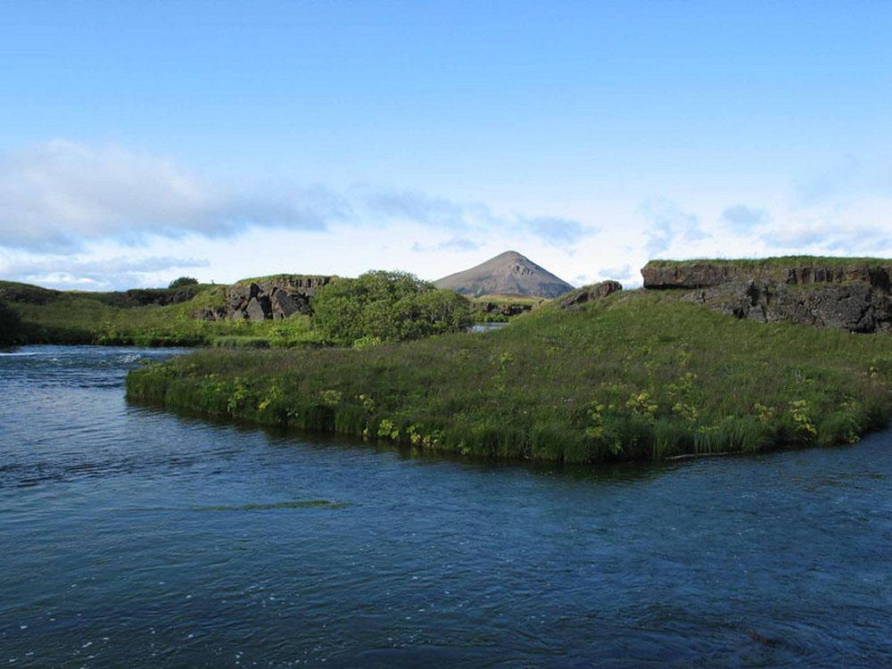 Laxa Myvatn - Fly Fishing Tours Iceland - gofishing.is