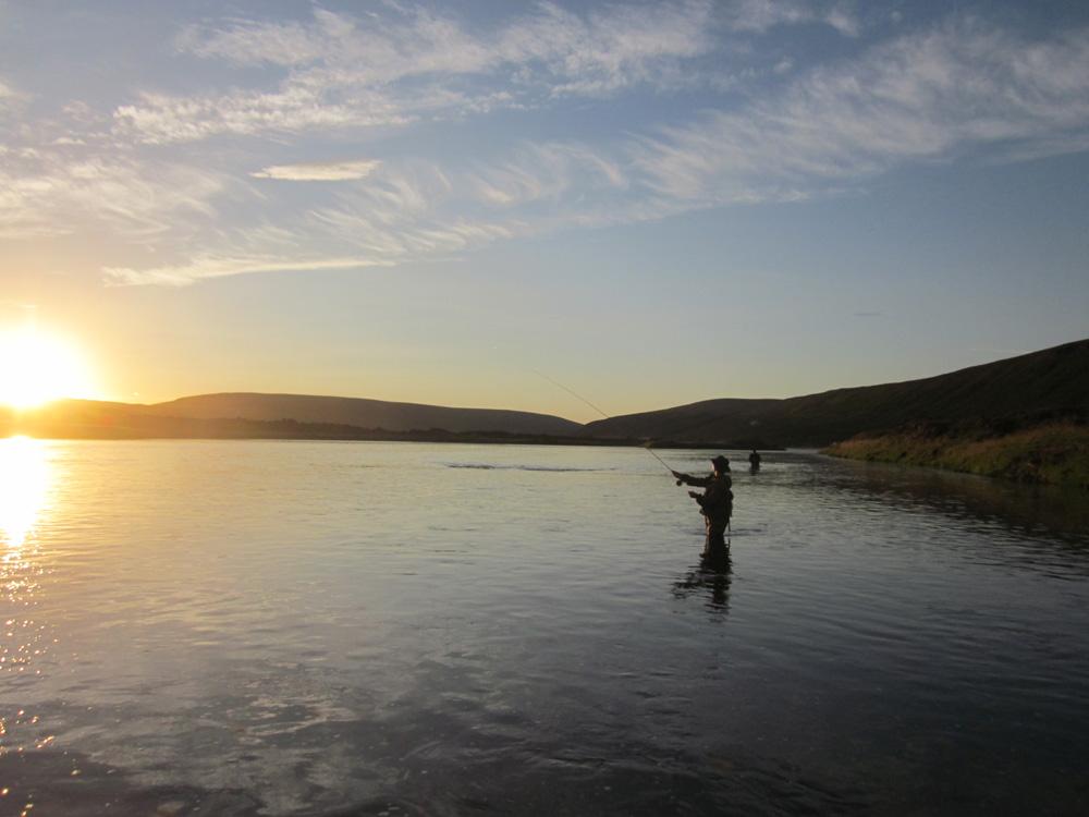 Laxa Myvatn - Fly Fishing Iceland - gofishing.is