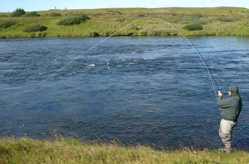 River Sog - Fly Fishing Iceland - Salmon - Arctic Char - gofishing.is