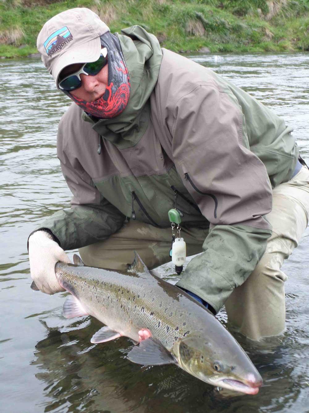 River Sog - Fly Fishing Iceland - Salmon - gofishing.is