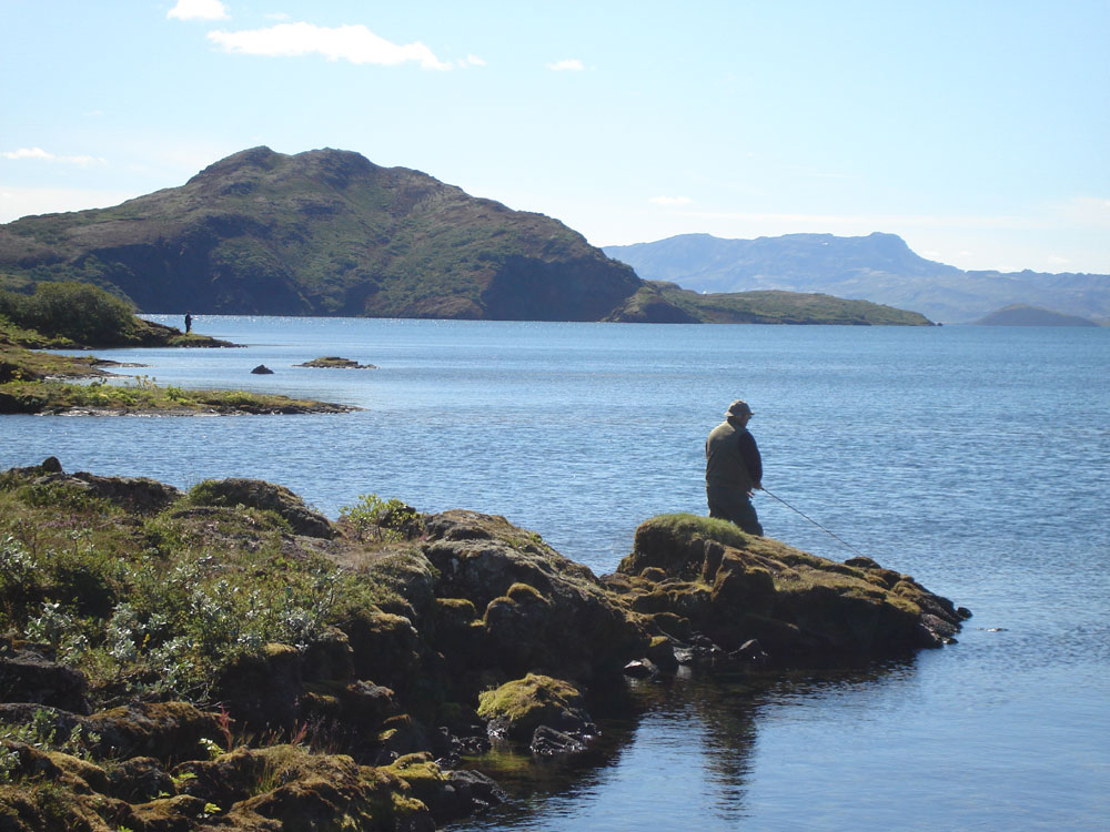 Lake Thingvallavatn - Fly Fishing in Iceland - gofishing.is