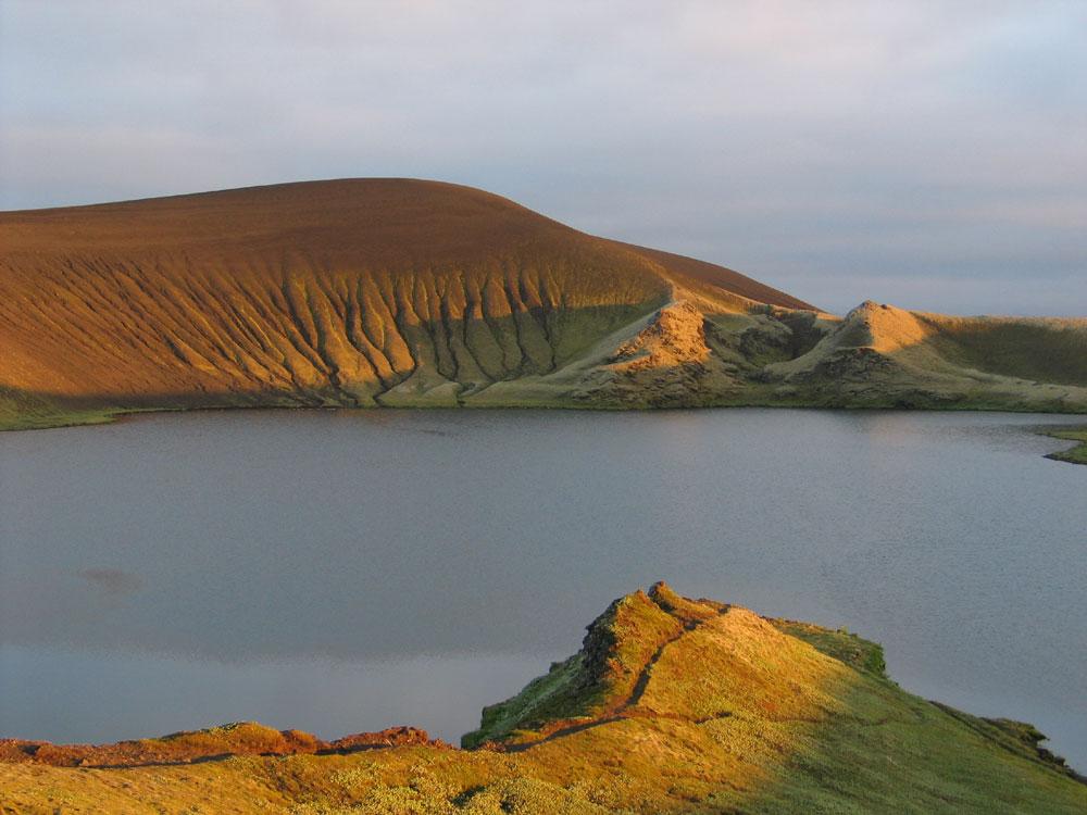 Veidivotn lakes - Fishing in Iceland - gofishing.is