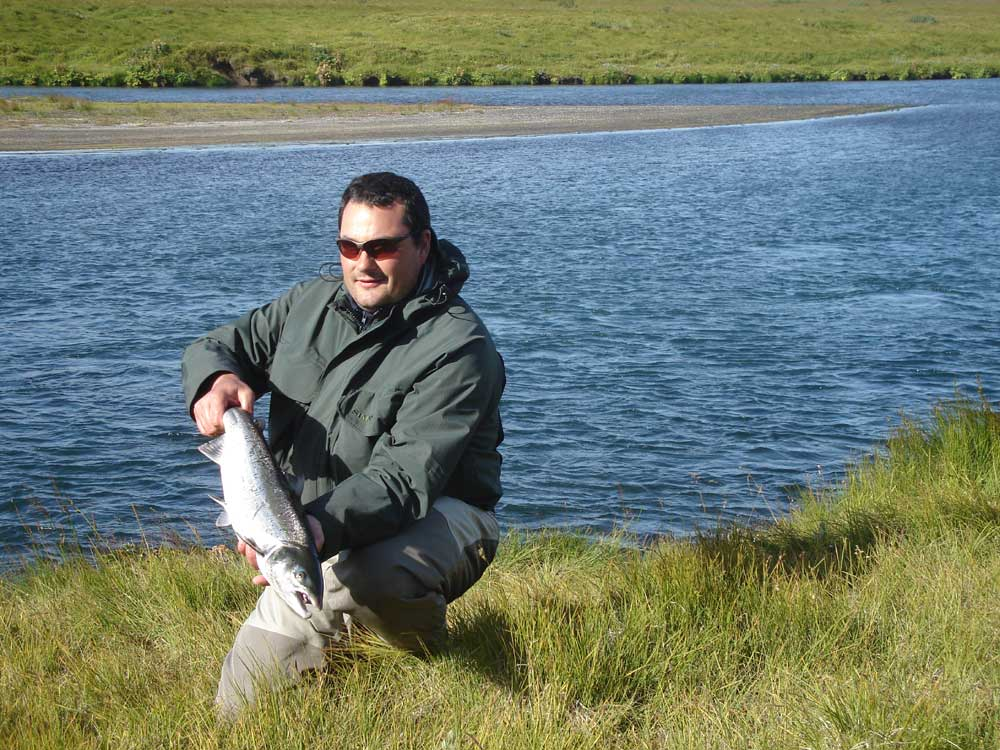 River West Ranga - Fishing Tours Iceland - Salmon - gofishing.is