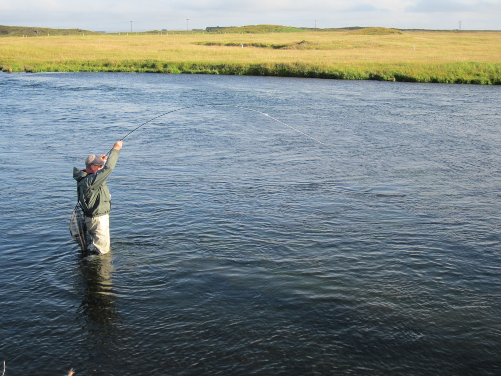 River Litlaa - Fly Fishing in Iceland - Sea Trout - Brown Trout - Arctic Char - gofishing.is