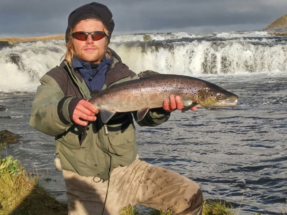 River West Ranga - Fishing in Iceland - Salmon - gofishing.is