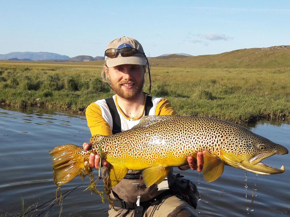 Lake Villingavatn - Brown Trout - gofishing.is