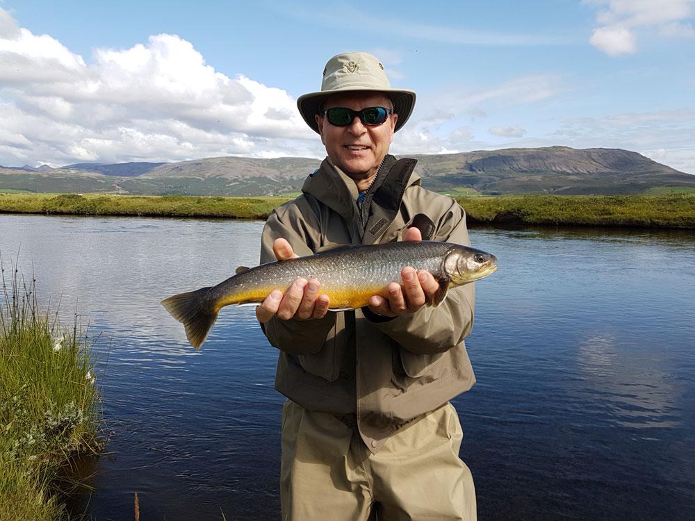 River Holaa - Fishing Tours - gofishing.is