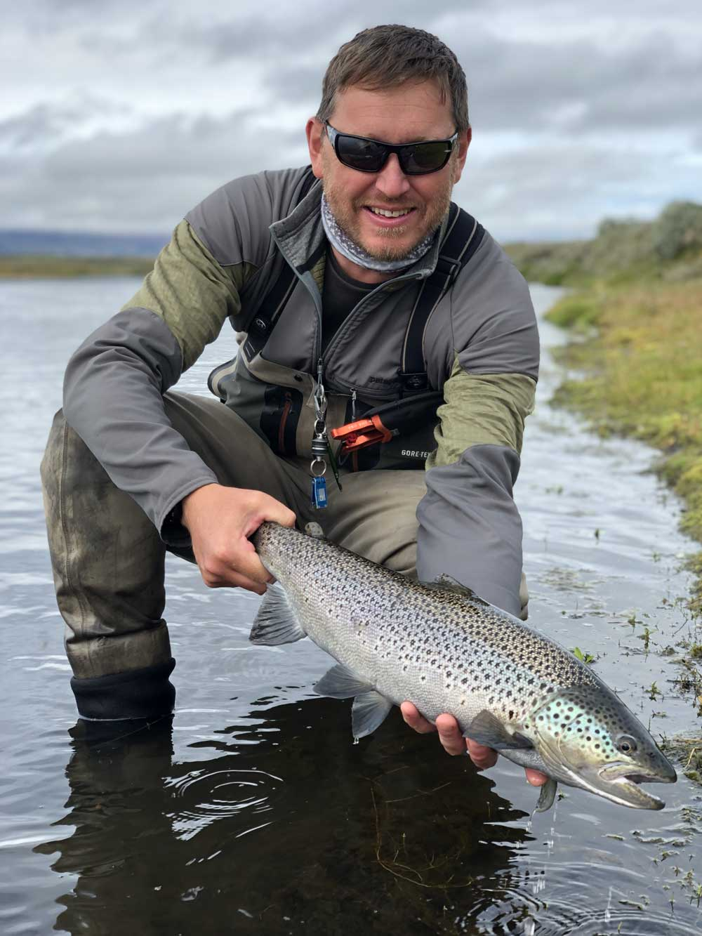 Go Fishing Iceland - River Litlaa - Brown Trout & Arctic Char - Fly Fishing